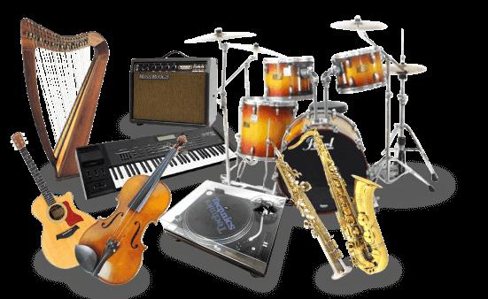 今月の買取強化商品は楽器
