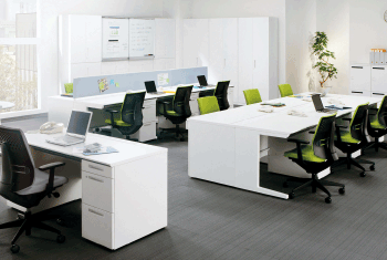 オフィス家具の買取